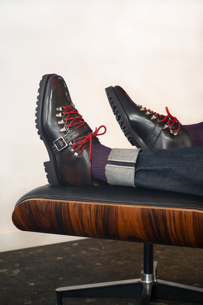Norman Vilalta - Borcego Mountain Boot, Made in Spain