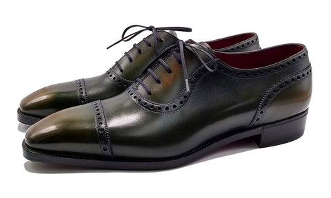 Norman Vilalta custom adelaide oxford men's shoes, made in Spain