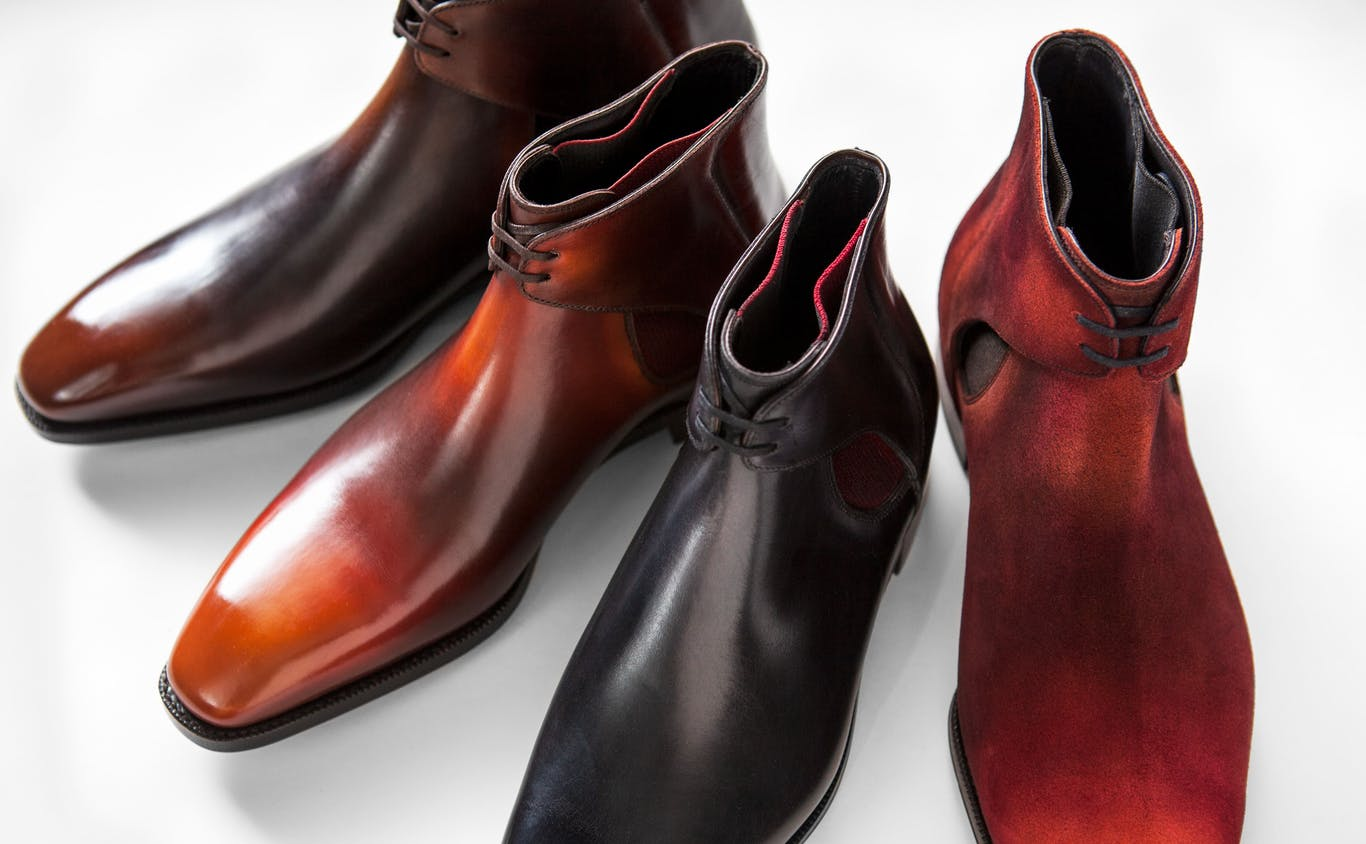 Norman Vilalta New York City Trunk Show with Leffot