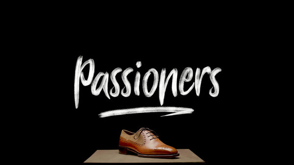 Passioners Short Documentary on Norman Vilalta Bespoke Shoemaker
