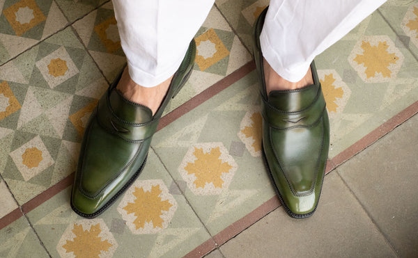 Penny Loafer by Norman Vilalta
