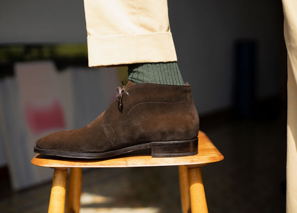 Chukka Boot by Norman Vilalta