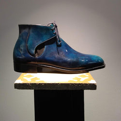 1202 Heritage Collection - Custom Decon Chelsea Boot 50% Deposit