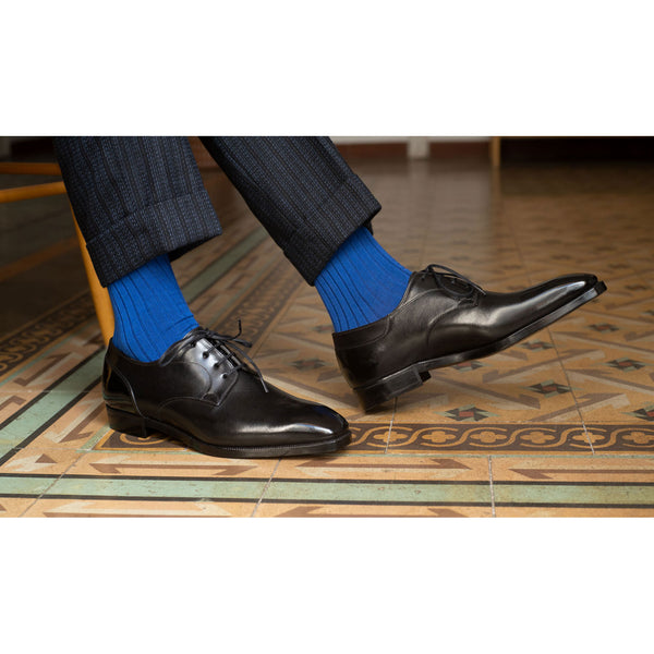 Classic derby shoe by Norman Vilalta