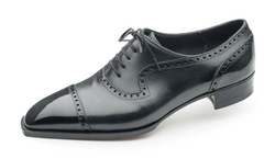 1202 Heritage - Adelaide Full Brogue Oxford