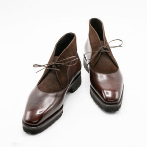Decon Chukka Boulevardier - Coffee Brown