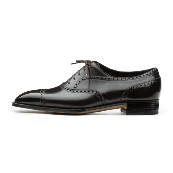 1202 Heritage - Oxford Cap Toe Shoe