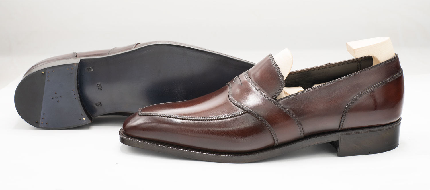 Penny Loafer Pierre - Degand Brown