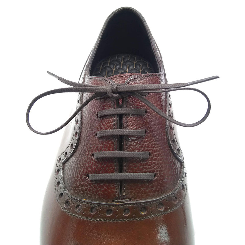 Adelaide Full Brogue (Made-to-Order) - Marrón Mediterráneo