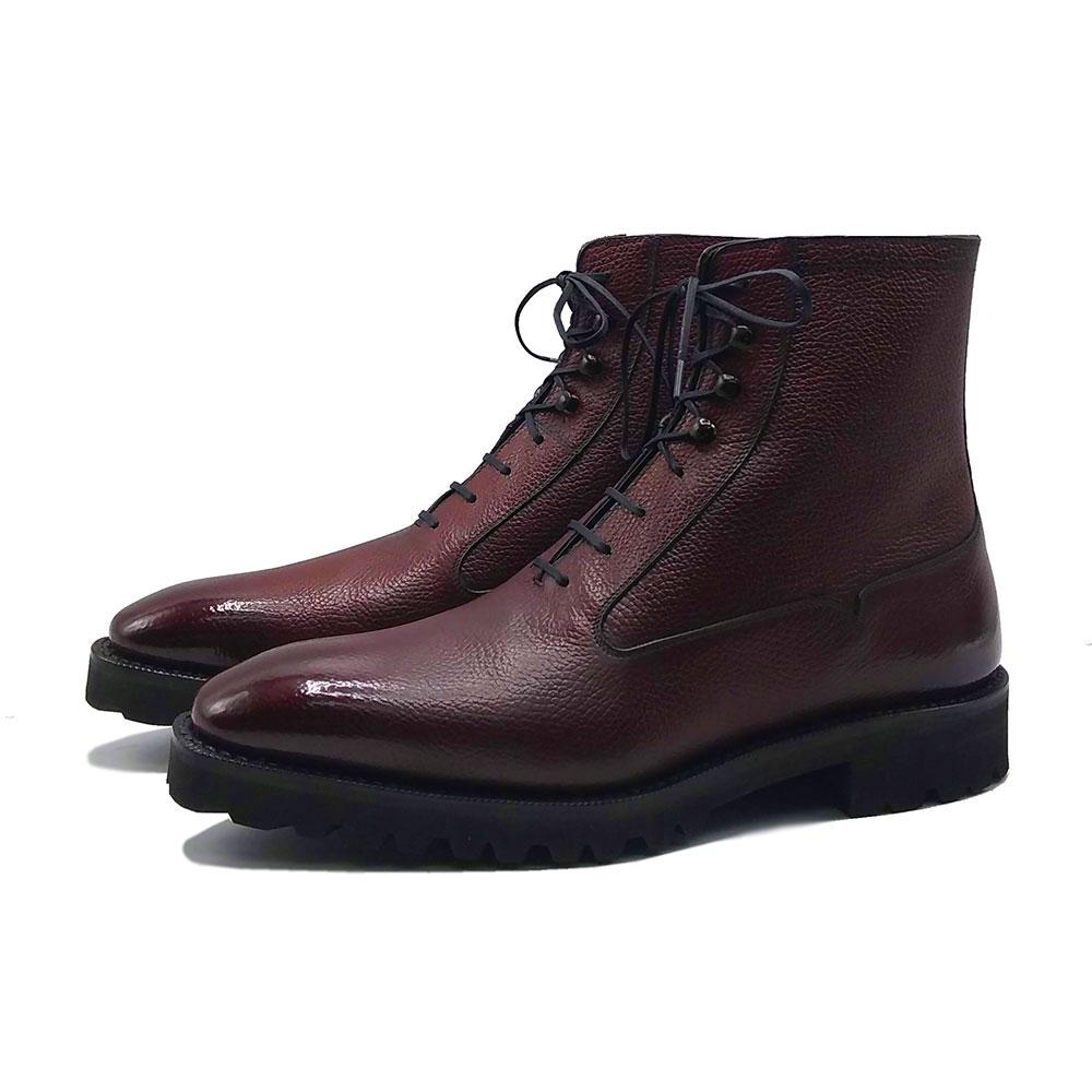 Balmoral Simple Boot made in Spain by Norman Vilalta