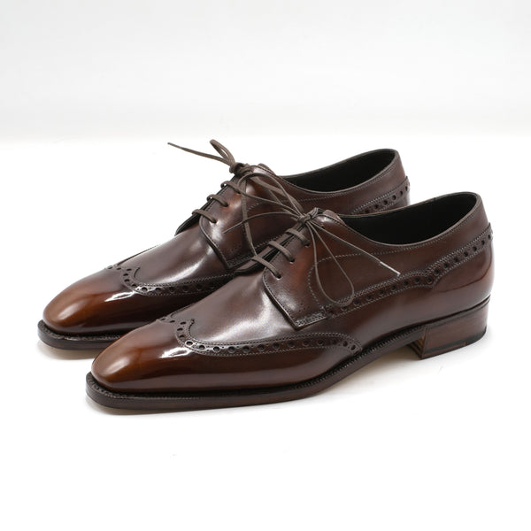 Calder Wingtip Derby by Norman Vilalta Bespoke Shoemakers