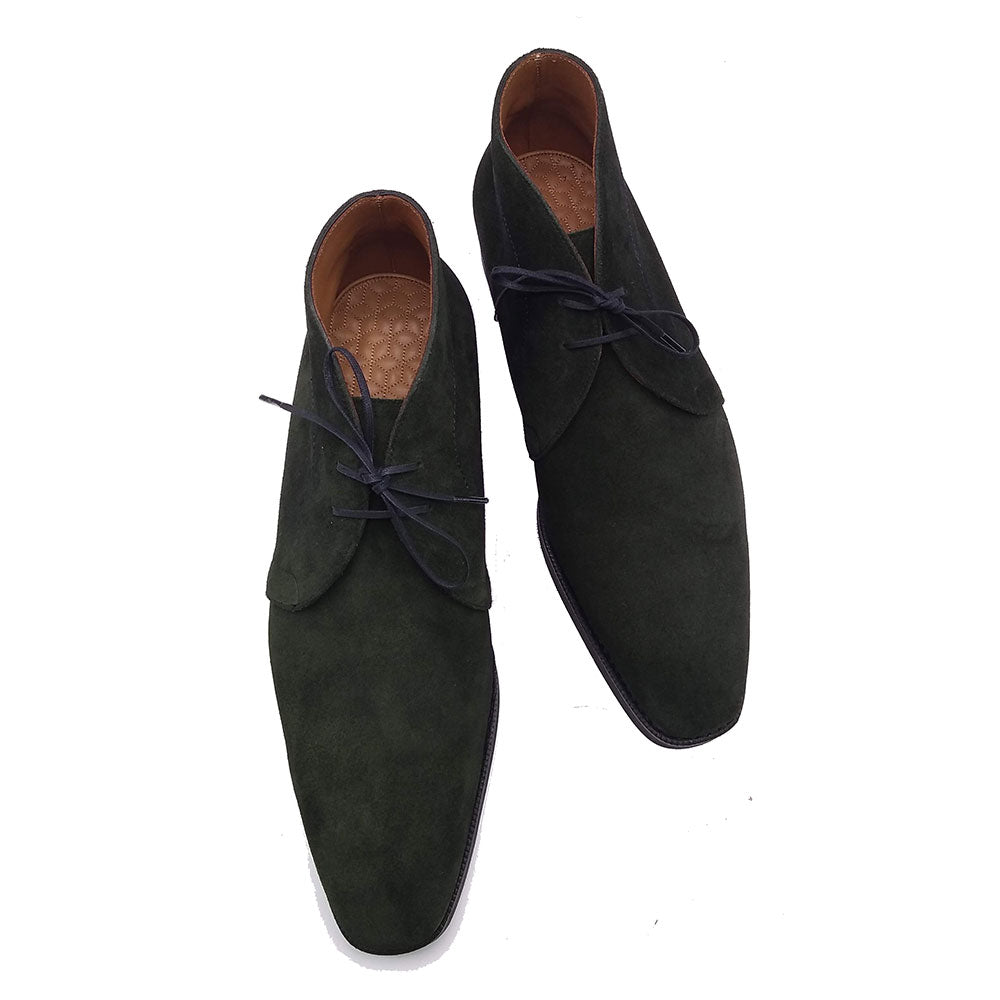 Chukka boot made in Spain by Norman Vilalta in Barcelona