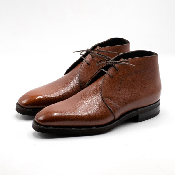 chukka boot by Norman Vilalta Bespoke Shoemakers