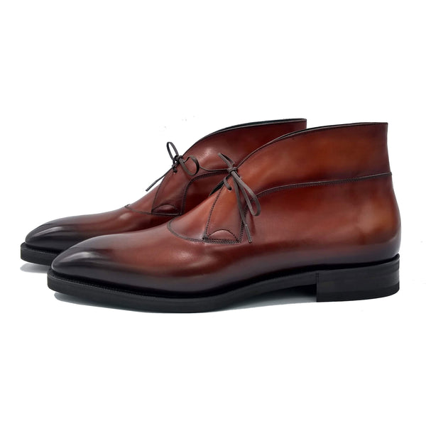 Decon Chukka Boot (Made-to-Order) - Jamaica