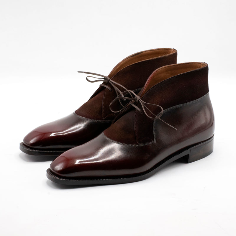 Decon Chukka Boot by Norman Vilalta Bespoke Shoemakers