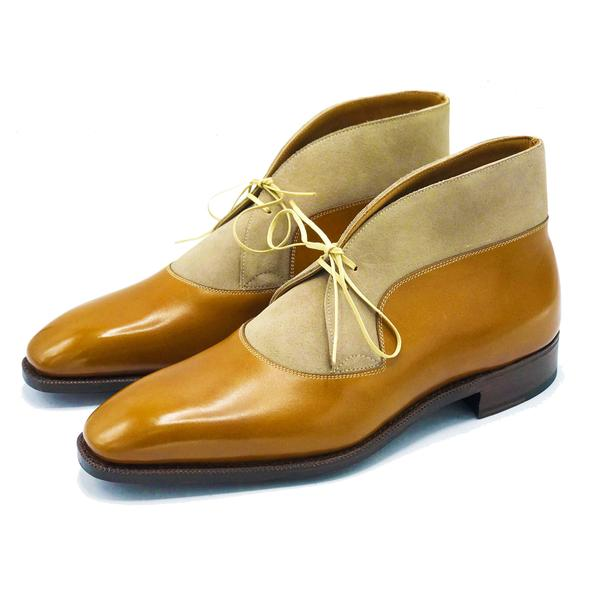 Decon Chukka Boot made in Spain by Norman Vilalta
