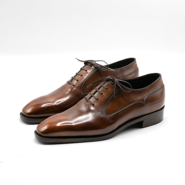 Domingo Balmoral Oxford Shoe by Norman Vilalta Bespoke Shoemakers