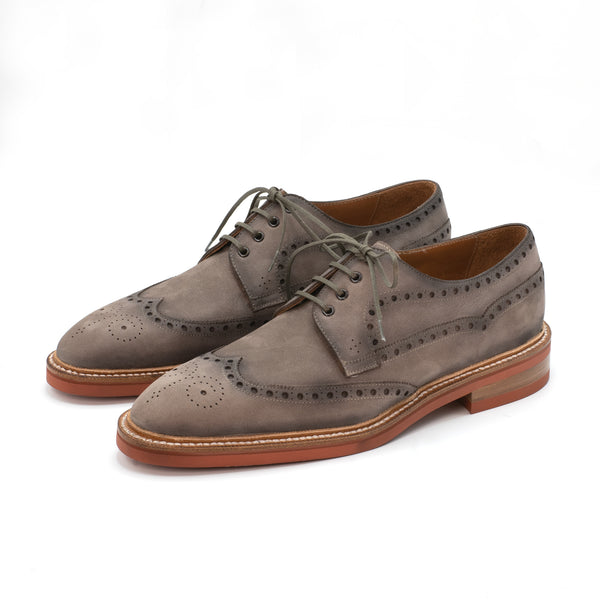 Esteban Summer Buck by Norman Vilalta Bespoke Shoemakers