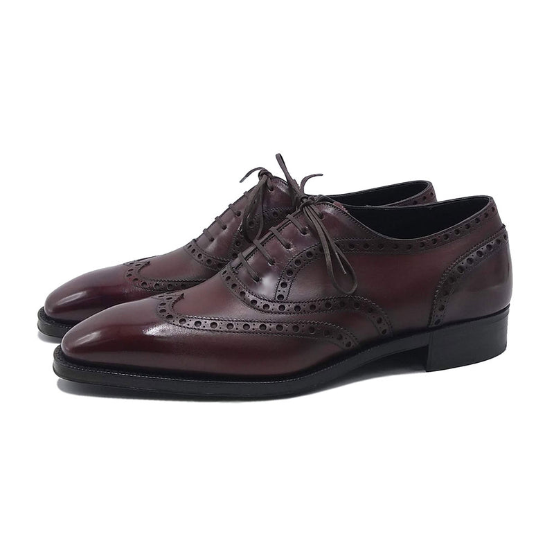 Full Brogue Wingtip Oxford by Norman Vilalta