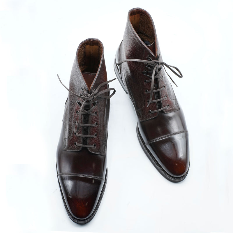 Hemingway Boot by Norman Vilalta Bespoke Shoemakers
