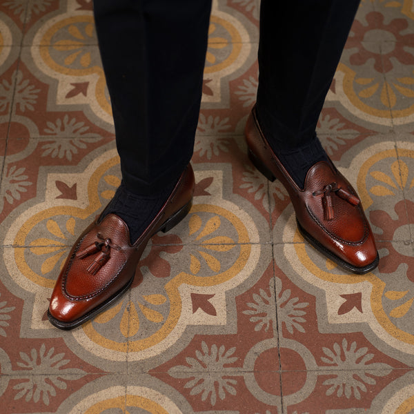 Joaquin Tassel Loafer by Norman Vilalta Bespoke Shoemakers
