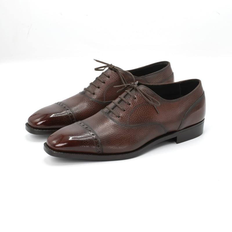 Mario Cap Toe Oxford Shoe by Norman Vilalta Men's Shoes