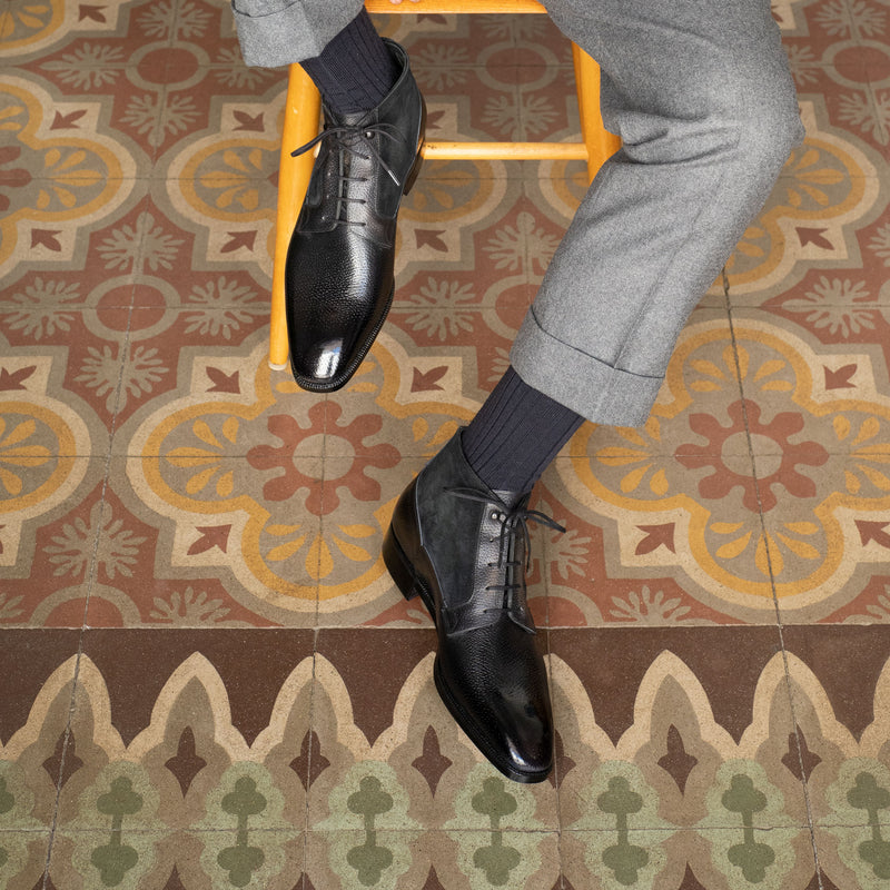 Marsella Boot by Norman Vilalta Bespoke Shoemakers