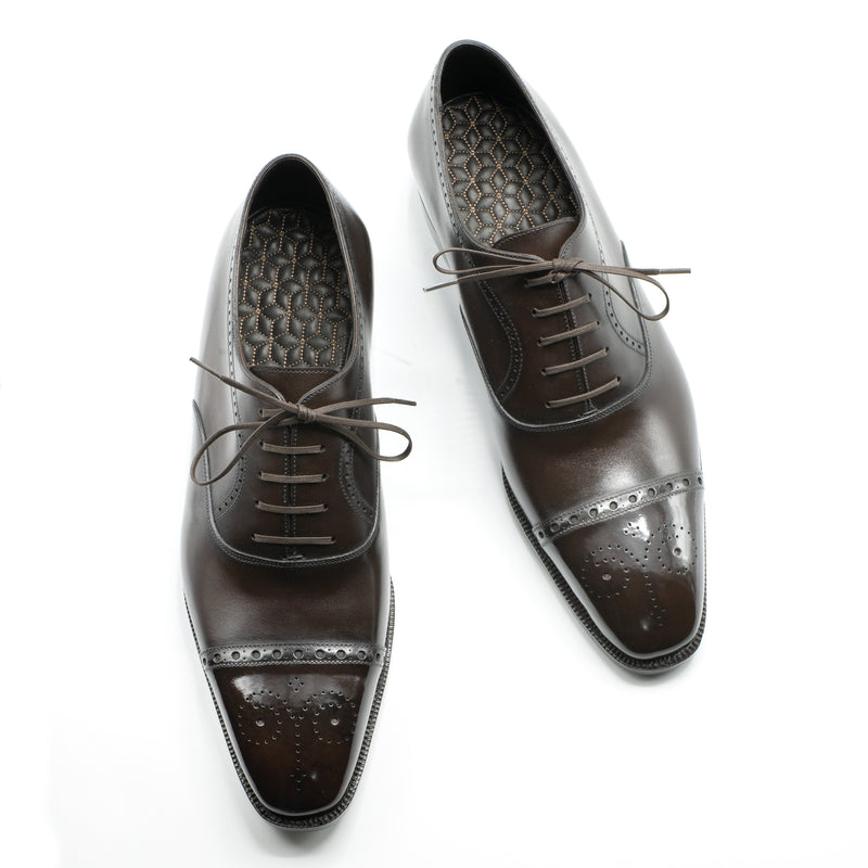 Madoz Medallalion Oxford by Norman Vilalta Bespoke Shoemakers
