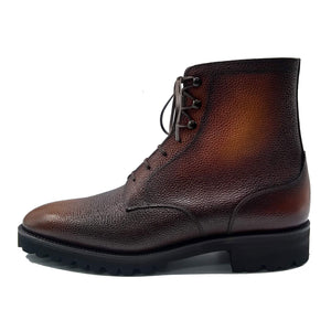 Derby boot made in Spain by Norman Vilalta in Barcelona