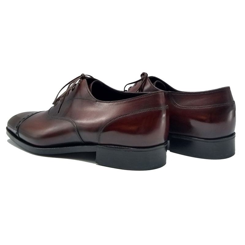 Men's leather oxford shoes Barcelona, Spain