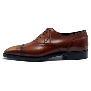 mens leather oxford shoes made in spain