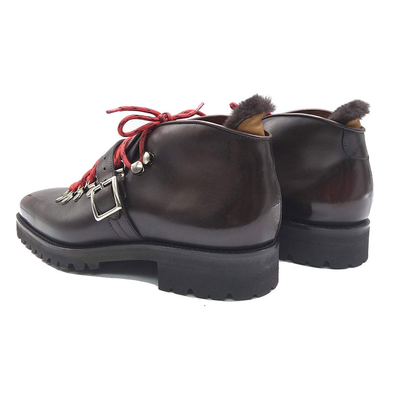 Borcego mountain boot made in Spain by Norman Vilalta