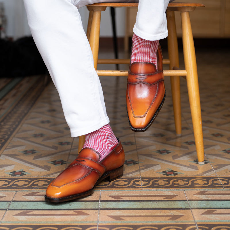 James Loafer - Levante Handmade Patina