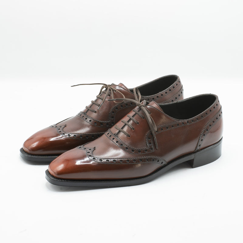 Rafael Adelaide Wingtip Oxford by Norman Vilalta Bespoke Shoemakers