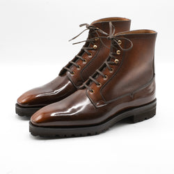 Roy Balmoral Derby Boot by Norman Vilalta Bespoke Shoemakers