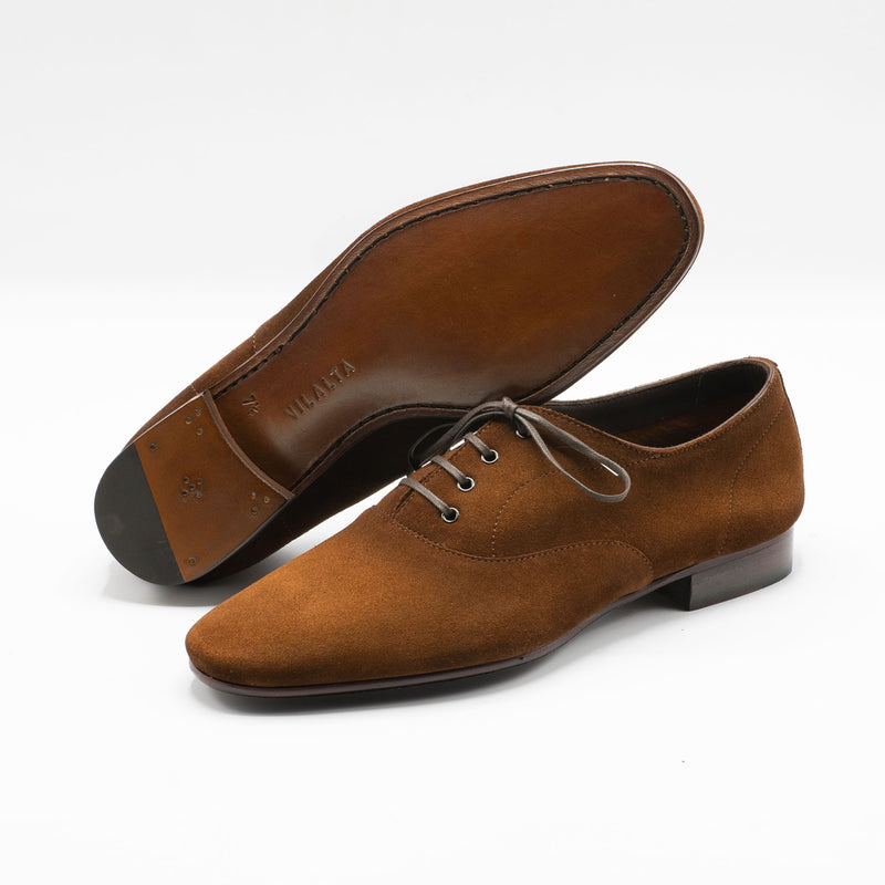 Salvador Oxford by Norman Vilalta Bespoke Shoemakers