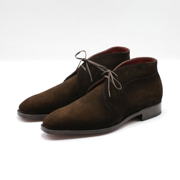 Chukka Boot (Made-to-Order) - Chocolate Suede