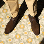Chukka Boot (Group-Made-to-Order) - Chocolate Suede