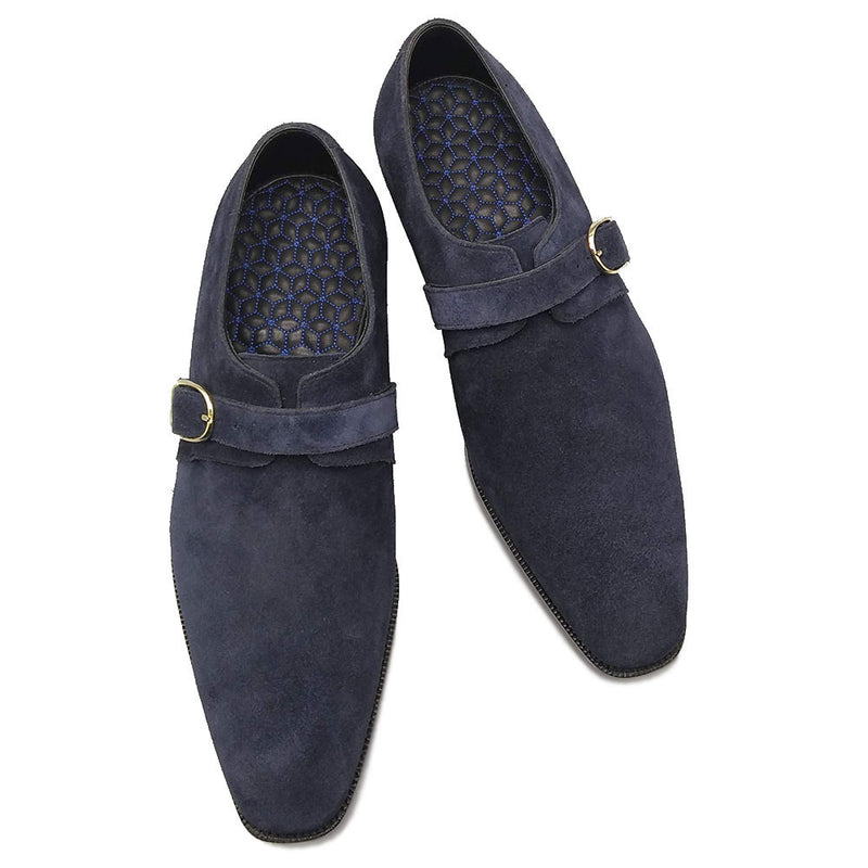 Super Monk Shoe by Norman Vilalta and The Hand