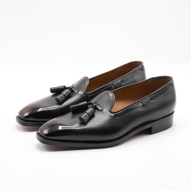 tassel loafer by Norman Vilalta Bespoke Shoemakers