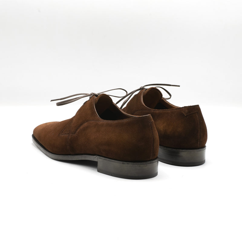 Westley Decon Derby Shoe by Norman Vilalta Bespoke Shoemakers