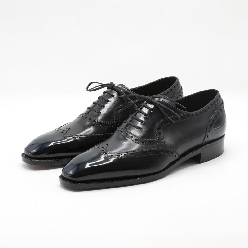 Rafael Wingtip Adelaide Shoe (Made-to-Order) - Orion Patina