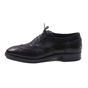 Full Brogue Wingtip Oxford Shoe by Norman Vilalta