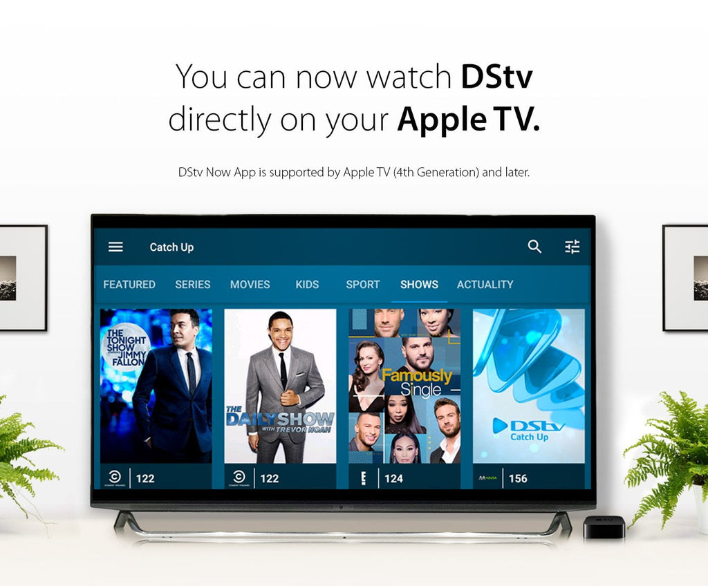 How to watch DStv on your Apple TV