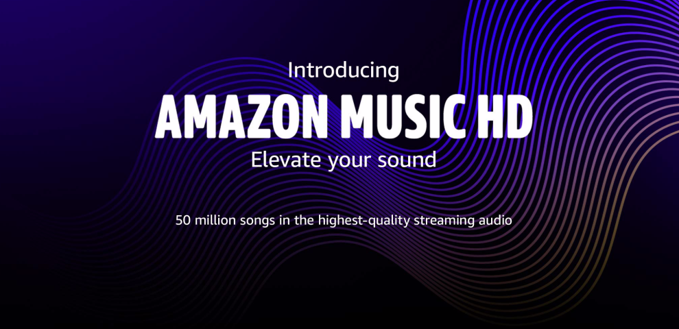 Amazon launches Amazon Music HD with lossless audio streaming