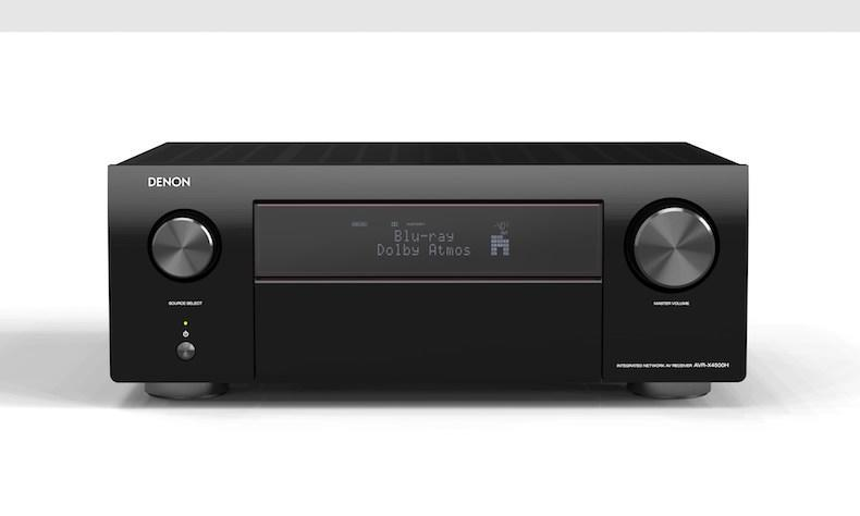 Denon's 2018 AV amps feature AirPlay 2, HEOS streaming, phono inputs