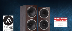 F501 Floorstanding Speakers