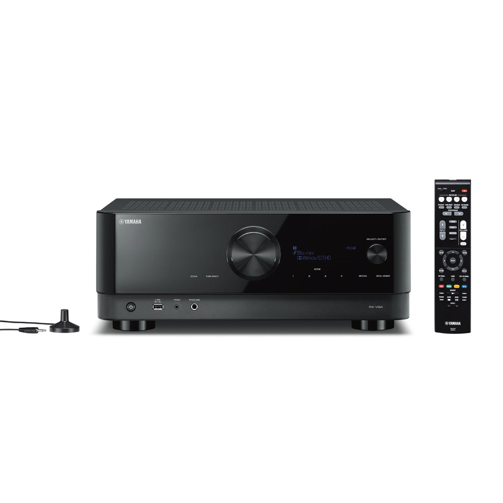 Yamaha RX-V6A 7.2 Channel AV Receiver - Ultra Sound & Vision