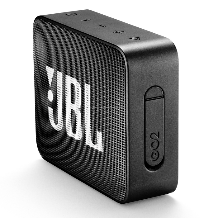 JBL Go 2 Waterproof Bluetooth Speaker - Each
