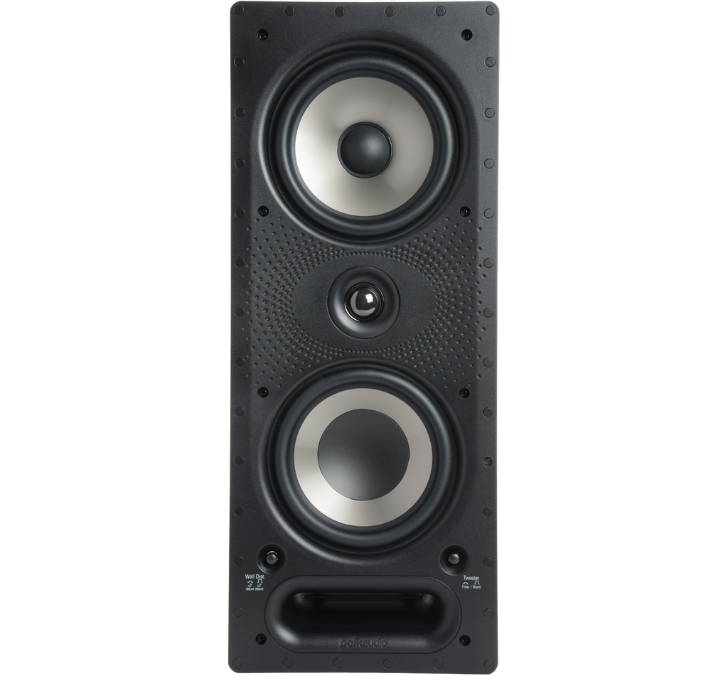 Polk Audio 265RT In-Wall Speaker - Each - Ultra Sound & Vision